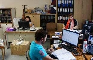 Λειτουργούν ομαλά οι «στριμωγμένες» υπηρεσίες του Επιμελητηρίου