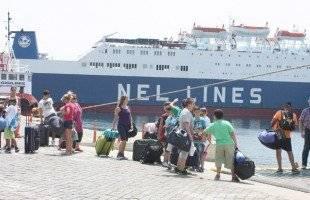 Το «Μυτιλήνη» αντικαθιστά το «European», το «Νήσος Μύκονος» έρχεται μάλλον το Σάββατο