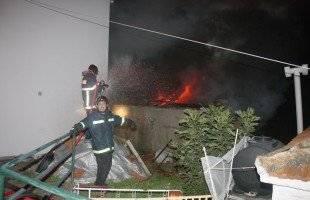Κάηκε κατοικία στον Προφήτη Ηλία