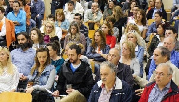 Εγκρίθηκε ο απολογισμός της διοίκησης της ΕΛΜΕ
