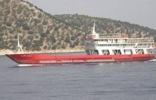 Μια απ' τα ίδια - Στην επιθεώρηση των πλοίων λιγότερα δρομολόγια για τον Πρίνο