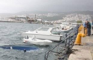 Προβλήματα στο λιμάνι από τον νοτιά