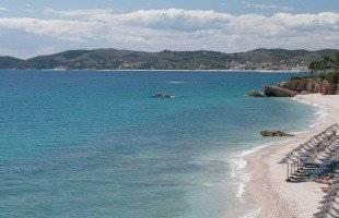 Καταφύγιο τουριστικών σκαφών στο ALEXANDA BEACH