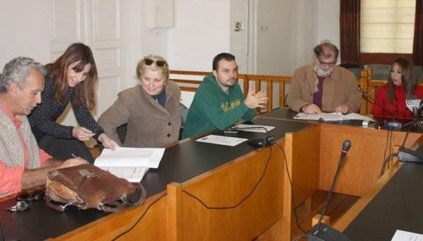 Σύντομη συνεδρίαση επιτροπής ποιότητας ζωής