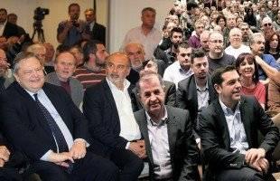 Τσίπρας στην Αλεξανδρούπολη, Βενιζέλος στην Καβάλα, Σαμαράς στην τηλεόραση και… Εκλογές