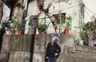 Ο Λάζαρος Παπαδόπουλος επιστρέφει σπίτι του