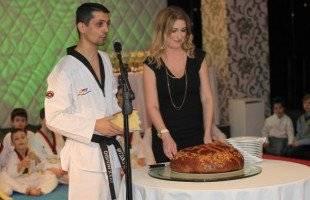 Την πίτα του έκοψε χθες  ο Αθλητικός Σύλλλογος ΤΑΕΚΒΟΝΤΟ Καβάλας του Χάρη Παλόγλου.