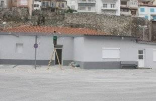Σχεδόν έτοιμο το κτήριο του Πυροσβεστικού Σταθμού Λιμένα