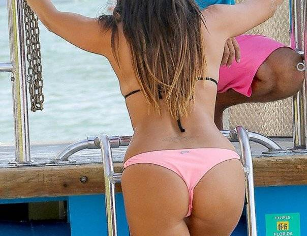 Claudia-Romani-Bent-Over-In