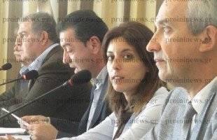 Ο ΤΟΠΟΣ ΤΗΣ ΖΩΗΣ ΜΑΣ:  Δύο χρόνια θετικής δράσης για τον Δήμο Καβάλας  -  Ομιλία Μάκη Παπαδόπουλου