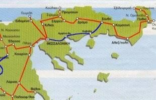 Οι πιέσεις συνεχίζονται, η Καβάλα δεν ανησυχεί για την Σιδηροδρομική Εγνατία