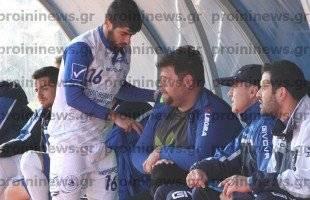 Ατομικό πρόγραμμα ο Γρηγόρης Παπαδόπουλος -  Συμμετέχουν κανονικά στις προπονήσεις Παληγεώργος- Λίτσκας