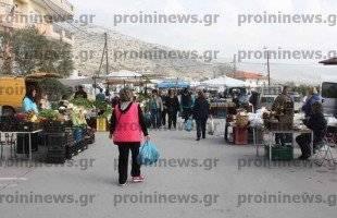 Που θα μεταφερθεί η λαϊκή αγορά των Κρηνίδων;