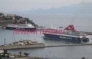Ναυαγεί η ακτοπλοϊκή σύνδεση Θεσσαλονίκης – Σμύρνης;