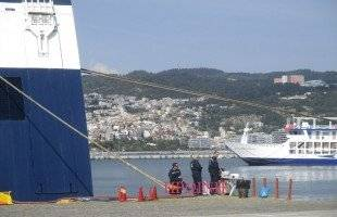 Πάσχα στο λιμάνι