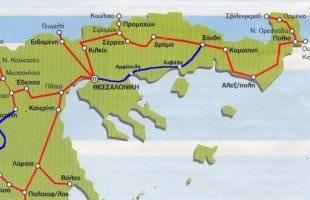 Δύο απαντήσεις για τη Σιδηροδρομική Εγνατία