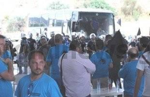 Μπήκε το λεωφορείο από την «πλαϊνή» πόρτα
