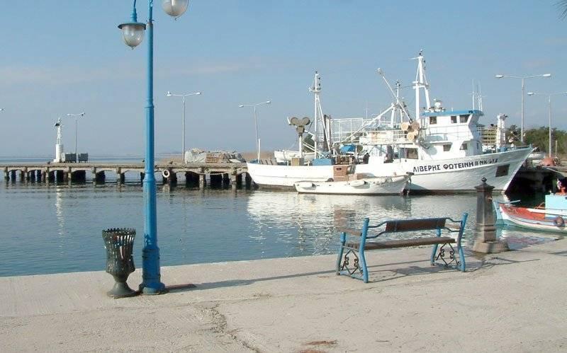 Ο Δήμος Νέστου διεκδικεί το λιμάνι της Κεραμωτής