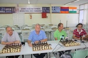 Aρχίζει αύριο το 21ο τουρνουά σκάκι