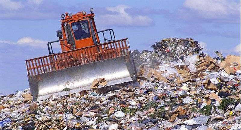 Οχι στο εργοστάσιο των σκουπιδιών !