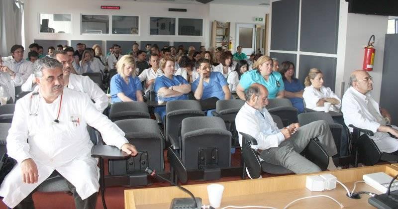 Νέο διοικητικό συμβούλιο των γιατρών του Νοσοκομείου