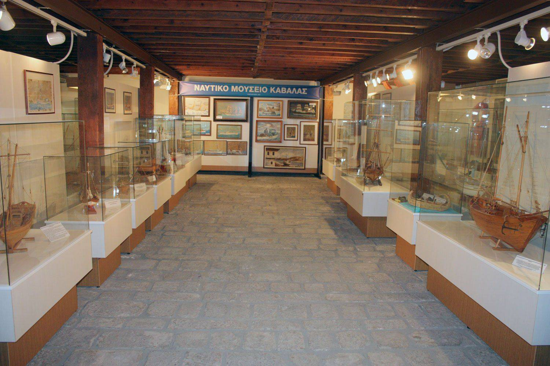 Εγκαινιάστηκε το Ναυτικό Μουσείο της Καβάλας