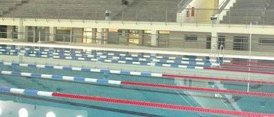 Αποκατάσταση της βλάβης στο κολυμβητήριο