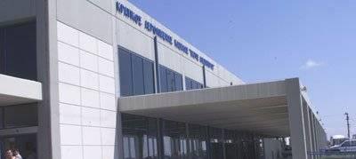 Μικρή αύξηση επιβατών στο αεροδρόμιο της Καβάλας