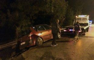 Και άλλο ατύχημα στο δρόμο του Παληού