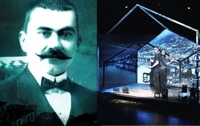 Ο τυχερός της υπόθεσης με αφορμή την παράσταση «Η βιογραφία του πατρογονικού»