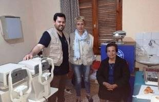 Επίσκεψη κινητών μονάδων των Γιατρών του Κόσμου στον Δήμο Παγγαίου στο πλαίσιο της Εβδομάδας Δημόσιας Υγείας της ΠΑΜΘ
