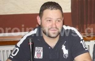 Παραιτήθηκε ο δημοτικός σύμβουλος Χρήστος Πασχαλίδης