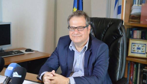 Παραμένει αισιόδοξος ο Κ. Αντωνιάδης για την τουριστική κίνηση