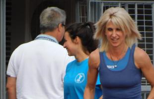 Σπάει όλα τα ρεκόρ η Άννα Δάφτσου που συμμετέχει από το 1986 σε Πανελλήνιους