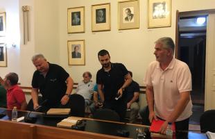 Αποχώρησε η αντιπολίτευση από τη συνεδρίαση του δημοτικού συμβουλίου