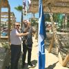 Γαλάζια Σημαία και πολλά συγχαρητήρια στο beach bar «PARALIA» της Κεραμωτής