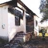 Έβαλε φωτιά και έκαψε το σπίτι του;