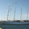 STAR CLIPPERS: Για λίγη ώρα στο λιμάνι
