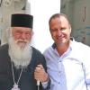 Ο Δήμαρχος Παγγαίου υποδέχθηκε τον Ιερώνυμο