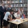 Τρία σύμφωνα συνεργασία με τον Δήμο Nevsky της Αγίας Πετρούπολης
