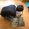 Έκθεσης ζωγραφικής του Μοχαμάντ Σουλεϊμάν στο Παλλάδιο