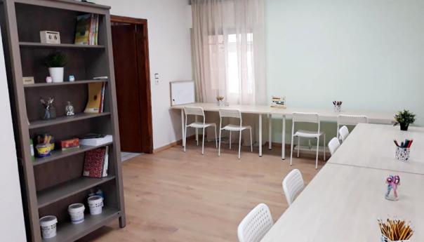 Κέντρο Σχολικής Μελέτης στη συνοικία του Βύρωνα  «Παιδική Φωλιά»