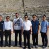 Ακίνητα, λατομεία και λιμάνια ενδιέφεραν τους εκπροσώπους του Δήμου Σετζέν της Κίνας