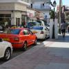 Πέμπτη φορά κατέστρεψαν πινακίδα πιάτσας ταξί