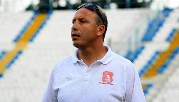 Δηλώσεις του Σάκη Αναστασιάδη(προπονητής Πανσερραϊκού) για το ματς της Κυριακής με τον ΑΟΚ