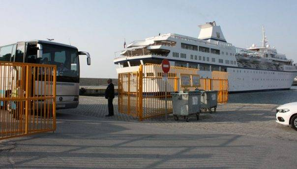 Εκδρομή στους Φιλίππους για τους επιβάτες του Aegean Odyssey