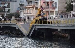 Το Κίνημα Αλλαγής Καβάλας για την πτώση της γέφυρας