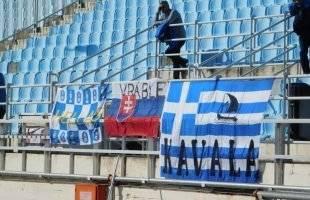 Φωτογραφίες από το Ελλάδα- Σλοβακία 1-1 στο «Ανθή Καραγιάννη» και τη νίκη του ΓΣΕ με τον Λαγκαδά.