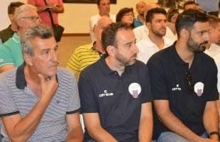 Ανδρέας Καραπιπερίδης στους 93, 7: «  Μαχαιριά τα τρίποντα όταν αλλάξαμε τη ροή του αγώνα»