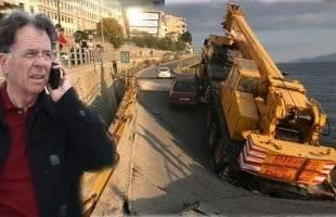 Προαναγγελθέν «έγκλημα» η κατάρρευση της γέφυρας, ευτυχώς χωρίς ανθρώπινα θύματα!  -  Όμως η «τύχη» δεν θα είναι κάθε φορά με το μέρος μας!
